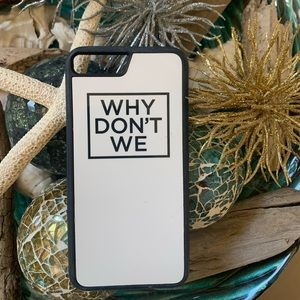 why don't we band phone case